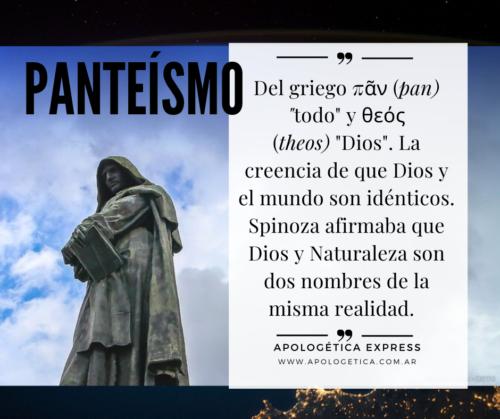 Panteísmo