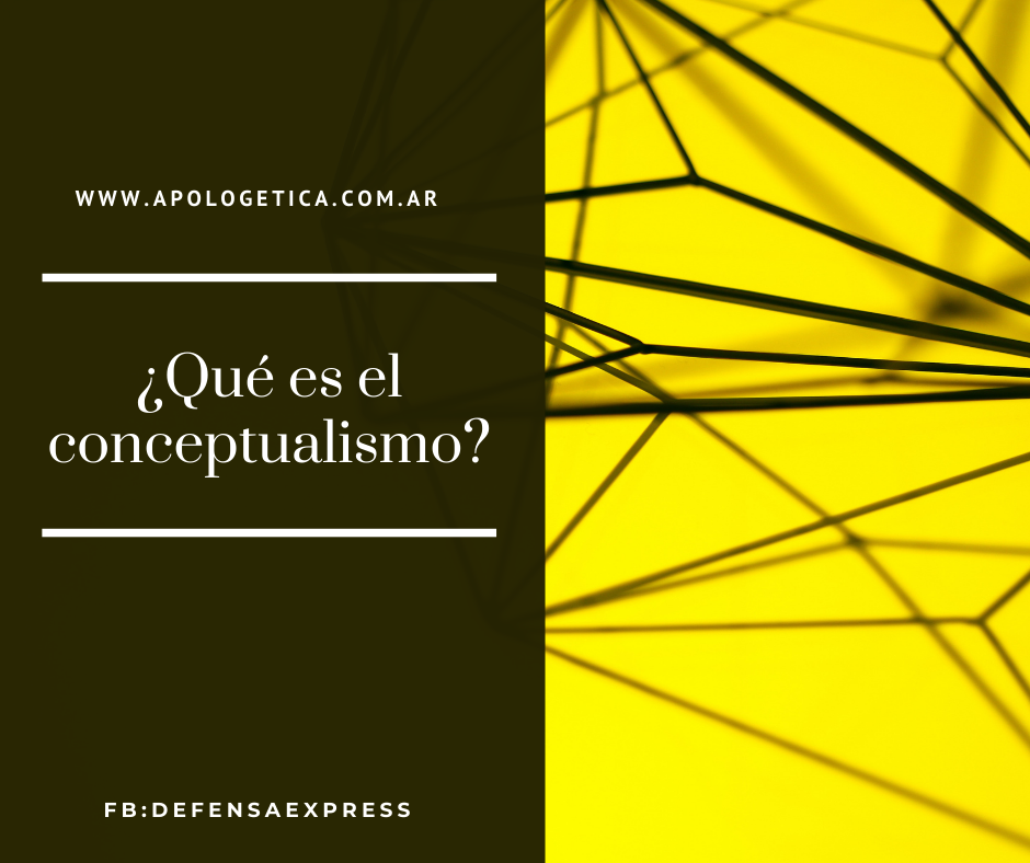 conceptualismo molinismo